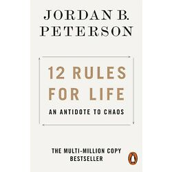 Kyпить 12 Rules for Life: An Antidote to Chaos by Jordan B. Peterson PAPERBACK 2019 ENG на еВаy.соm
