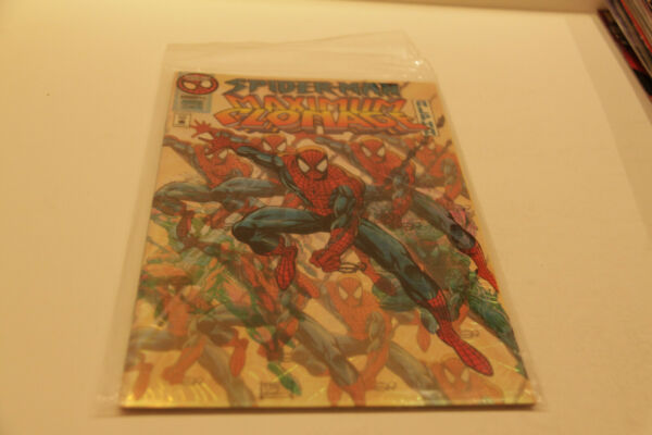 SPIDER-MAN MAXIMUM CLONAGE ALPHA #1 SPIDERMAN GROUP