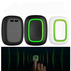Ajax Button Alarm Wireless panic fast response IP54 Protected Help in one Click