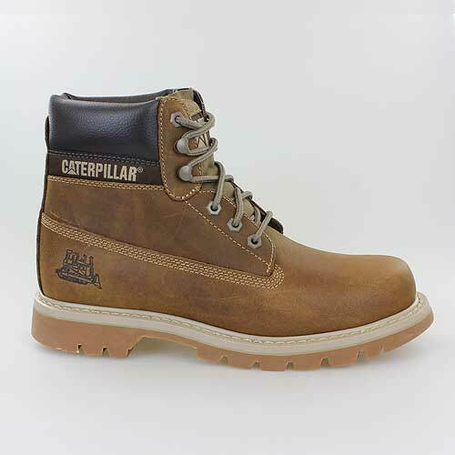 CATERPILLAR STIEFEL COLORADO BRAUN BROWN LEDER P708190 SCHUHE
