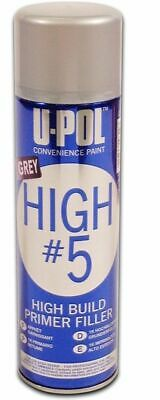 U-Pol High #5 0791 Grey Primer - 450ml UPOL