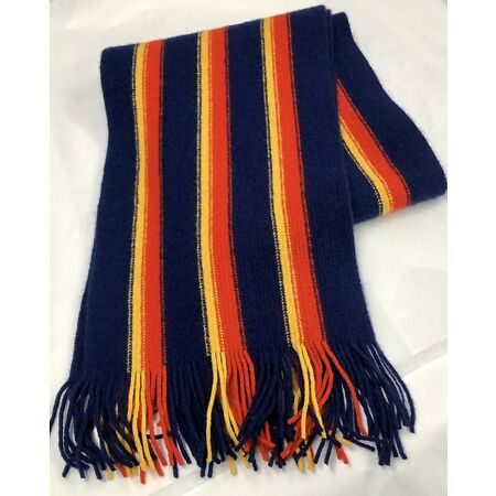 img-REME - Wool Scarf In The Colours Of The Royal Mechanical Electrical Engineers.