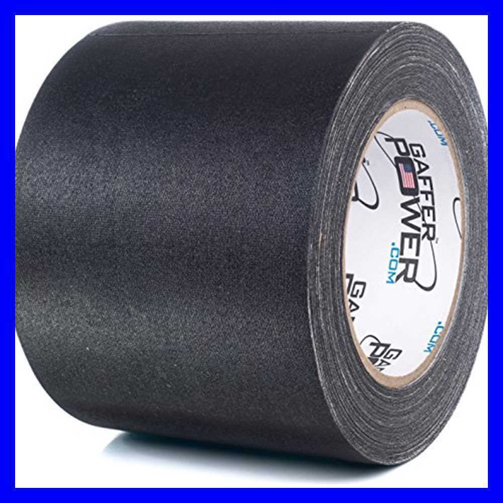 3 Inch x 30 Yds Wide Large Tape  MADE IN THE USA Gaffer Power White Gaffer Tape