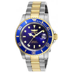 Kyпить Invicta Men's Watch Pro Diver Quartz Blue Dial Two Tone Bracelet 26972 на еВаy.соm