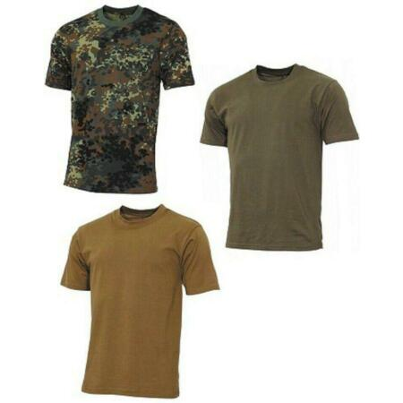 img-MILITARY SHORT SLEEVE ARMY STYLE T SHIRT 100% cotton