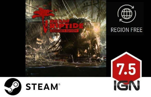Royaume-UniDead Island  Complete Edition [PC] Steam Download Key - FAST DELIVERY
