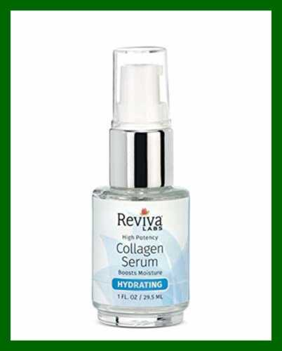 High Potency Collagen Serum Reviva 1 Oz OZ FREE SHIPPING Health Personal Care