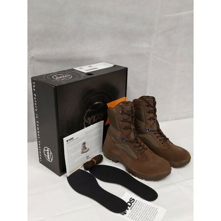 img-British Army - Military - MOD - YDS Brown Falcon Desert Patrol Boots - Combat