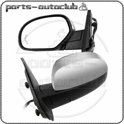 Kyпить Left+Right Power Memory Heated Signals Chrome Mirrors For Chevy GMC на еВаy.соm