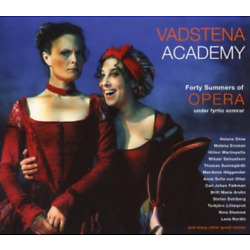 Somar; Vadstena Academy-Forty Summers Opera CD NEW