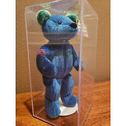 SALVINO'S 2000 NFL TEAM BAMMERS - SEATTLE SEAHAWKS #1 BEAR - NUMBERED - IN CASE