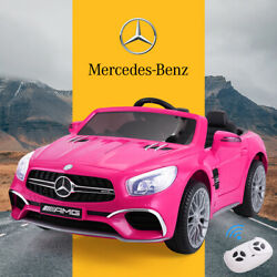 Kyпить Licensed Mercedes Benz 12V Kids Ride On Car Rechargeable 3 Speed Remote Control  на еВаy.соm