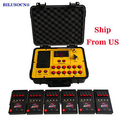 Kyпить Ship From USA 24 Cues fireworks firing system 500M distance program на еВаy.соm