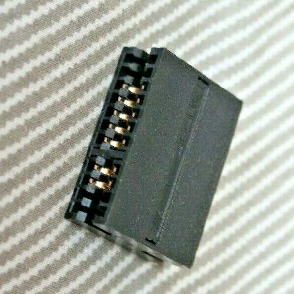 Sinclair ZX Microdrive to Microdrive connector