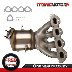 Kyпить Exhaust Manifold Catalytic Converter For 11-15 Chevrolet Cruze 12-16 Sonic 1.8L на еВаy.соm