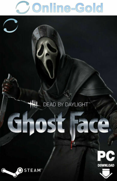 Dead by Daylight:Ghost Face Key - Steam PC Download Codice - [DLC][IT/Worldwide]