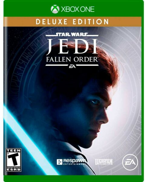 Star Wars Jedi Deluxe Fallen Order Xbox One ( Leggi DescrizioneRead Description)