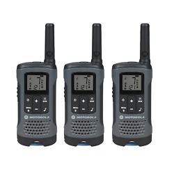 Kyпить Motorola Talkabout T200TP Two-Way Radio, 20 Mile, 3 Pack, Grey на еВаy.соm