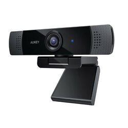 Kyпить Aukey PC-LM1E Webcam FullHD 1920x1080 (30 FPs) Skype  FaceTime HiFi Mikrofon на еВаy.соm
