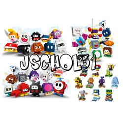 Kyпить LEGO Super Mario Character Packs Series 1 & 2 (71361/71386) You Pick Your Figure на еВаy.соm