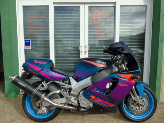 Yamaha YZF 750R 1995 Un-Molested Example ** UK Delivery **