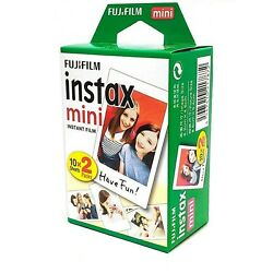 Kyпить Fujifilm Instax Mini Twin Pack Instant Film (20 Sheets) - USA Seller - 800 ISO  на еВаy.соm