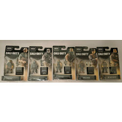 Kyпить Mega Construx Call Of Duty Black Series Complete Set All 5 Figures - New Sealed на еВаy.соm