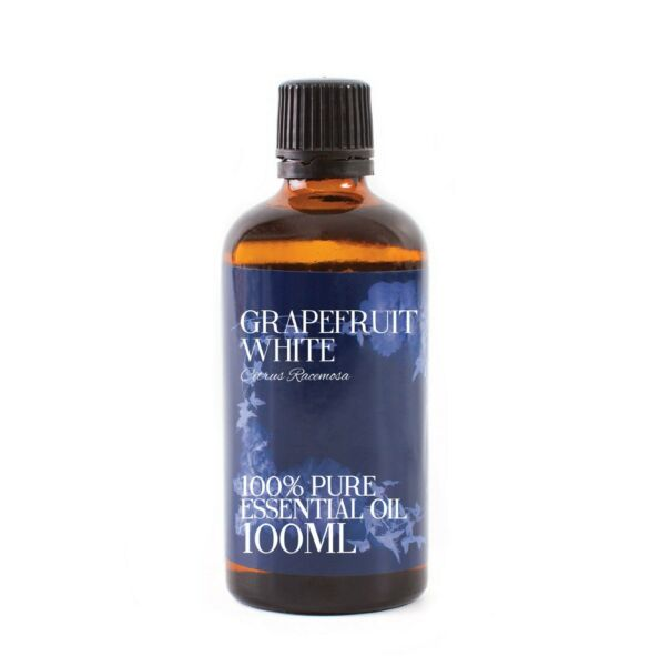 Royaume-UniMystic Moments  Blanc Huile Essentielle 100% % 100ml (EO100GRAPWHIT)