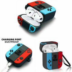 Kyпить For Apple AirPods Pro 1/2 Headset NINTENDO SWITCH Silicone Protective Case Cover на еВаy.соm