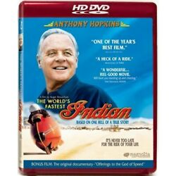The World's Fastest Indian [HD DVD] ONLY PLAYS ON HD DVD PLAYERS New, Free ship