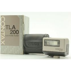 Kyпить 【TOP MINT IN BOX】 Contax TLA200 Shoe Mount Flash For G1 G2 from JAPAN #533 на еВаy.соm