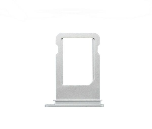 EspagneTray Support Holder Card SIM For IPHONE 7  Silver