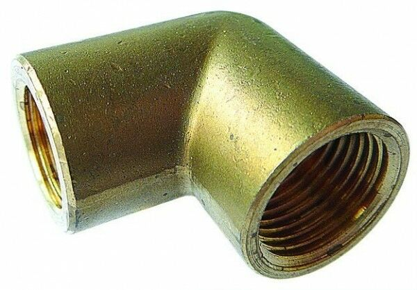 Royaume-UniCMLF10/04 ITM Laiton  Coude Adaptateur Tube Od 10mm X Bspp Fil 0.6cm