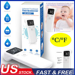 Kyпить US Thermometer Digital Infrared Forehead Non-Contact Adult/Baby Temperature Gun на еВаy.соm