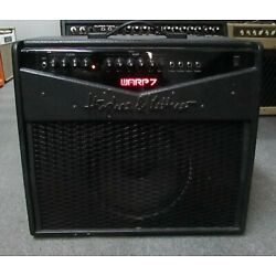 Kyпить Hughes & Kettner Warp 7 Black Combo amp Made in Germany. Great Clean and Distort на еВаy.соm
