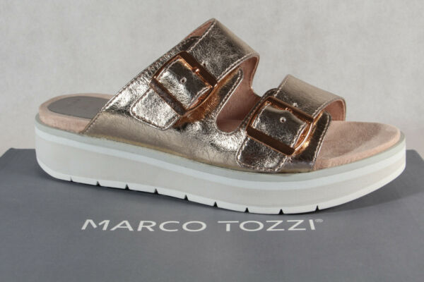 AllemagneMarco Tozzi Mules Femmes  Rosé 27206 Neuf
