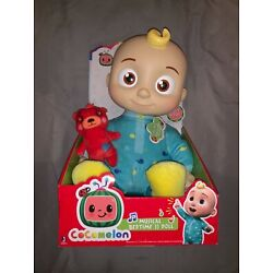 Kyпить Cocomelon Musical Bedtime JJ Doll with Plush Tummy and Roto Head SHIPS NOW на еВаy.соm