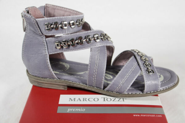 AllemagneMarco Tozzi Fille  Bleu Clair, Plat Neuf