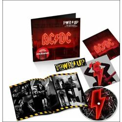 Kyпить AC/DC - Pwr Up cd w/ stickers target  power up ships FAST daily  1st class mail  на еВаy.соm