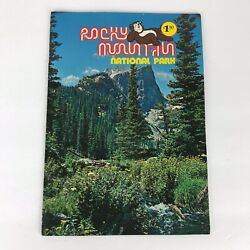 Kyпить Vintage Rocky Mountain National Park Visitors Guide Information Booklet Travel  на еВаy.соm