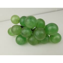 Kyпить Lucite Acrylic Large Green Grapes Vintage на еВаy.соm