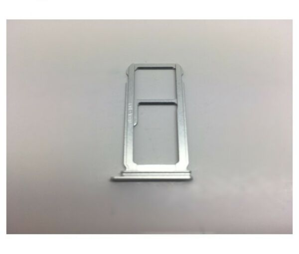 EspagneTray Support Holder Cards SIM And Micro SD for  P10 Plus Silver Vky