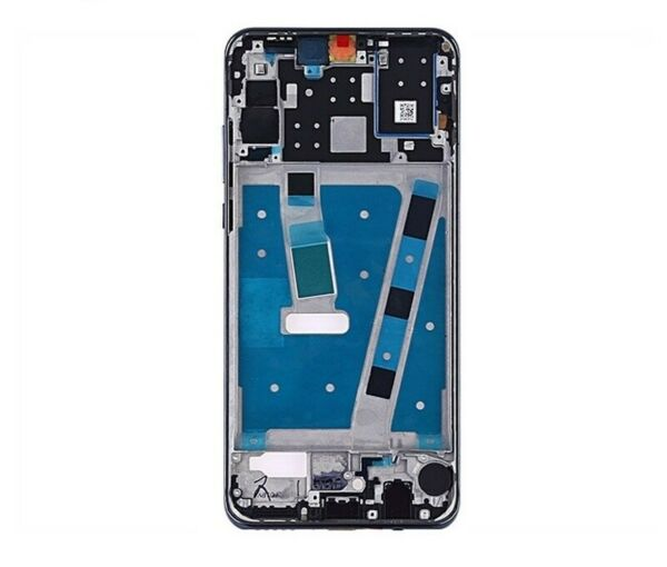 EspagneFrame Front Of Screen for  P30 Lite Black