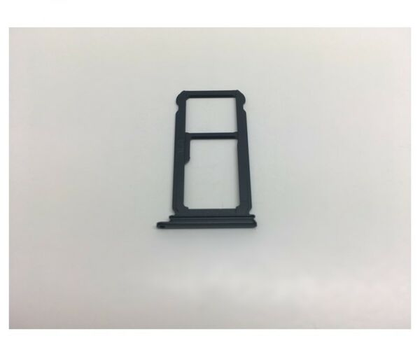 EspagneTray Support Holder Cards SIM And Micro SD for  P10 Plus Black / Vky