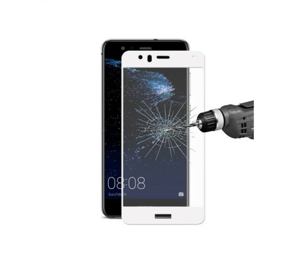 EspagneProtector Of Screen Glass Tempered for  P10 Lite White 3D