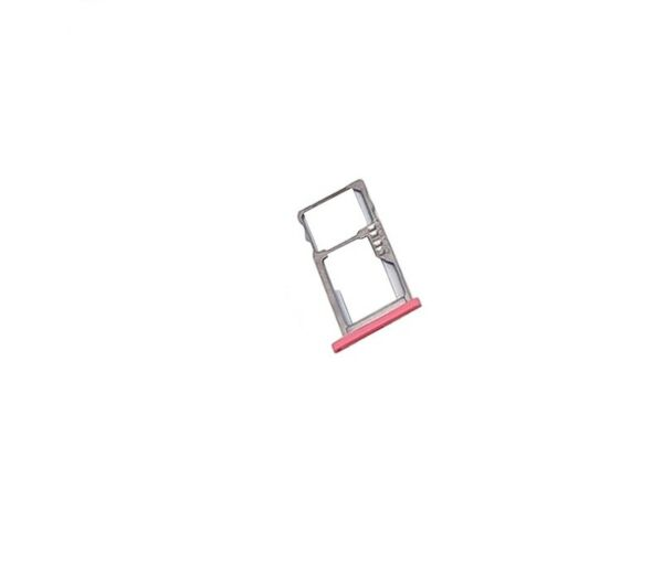 EspagneTray Support Holder Card SIM+SD For Meizu M2 Note Pink ( China)