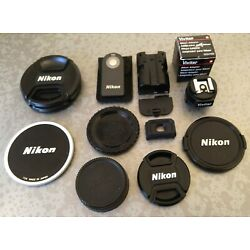 Kyпить Nikon odds and ends. ~ Sold as a lot. ~ See item specifics for details. LC-72+++ на еВаy.соm