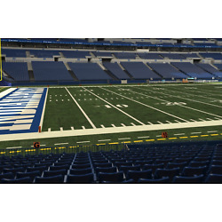 Kyпить  4 Front row Jacksonville Jaguars at Indianapolis Colts tickets section117 row 8 на еВаy.соm