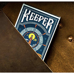 Kyпить Blue Keepers Playing Cards  на еВаy.соm