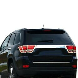 For Jeep Grand Cherokee 2011-2013 Marquee Chrome Tail Light Bezels